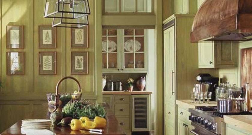 Captivating French Country Kitchen Cabinet Colors Cabinets