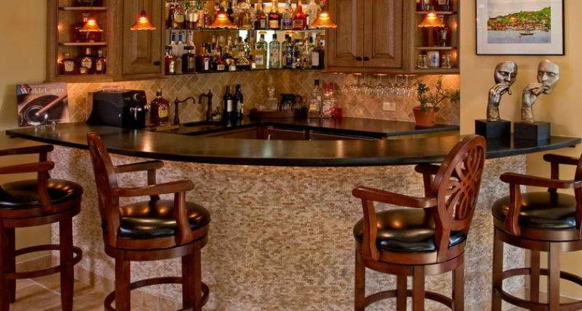 Captivating Modern Home Bar Counter Designs Pinoy House