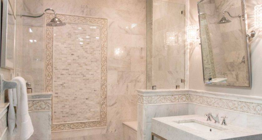 Carrara Marble Bathroom Ideas Design