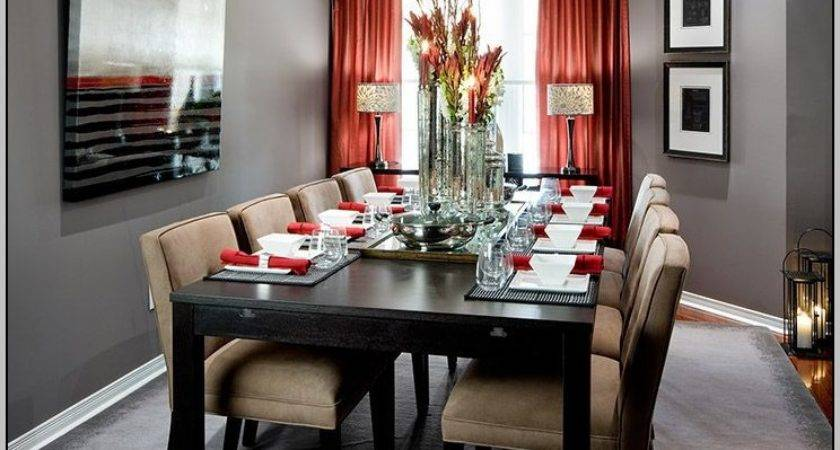 Casual Dining Room Curtain Ideas Home