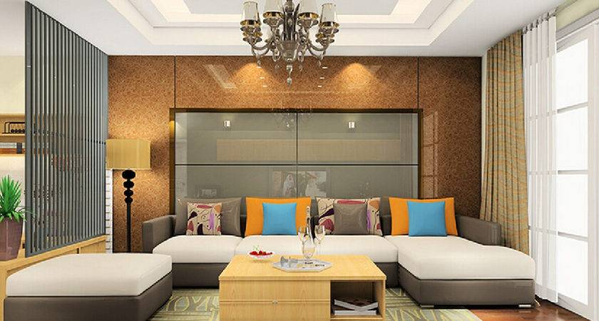 Ceiling Design Drawing Room