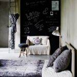 Chalkboard Wall Ideas Create Unique Interior