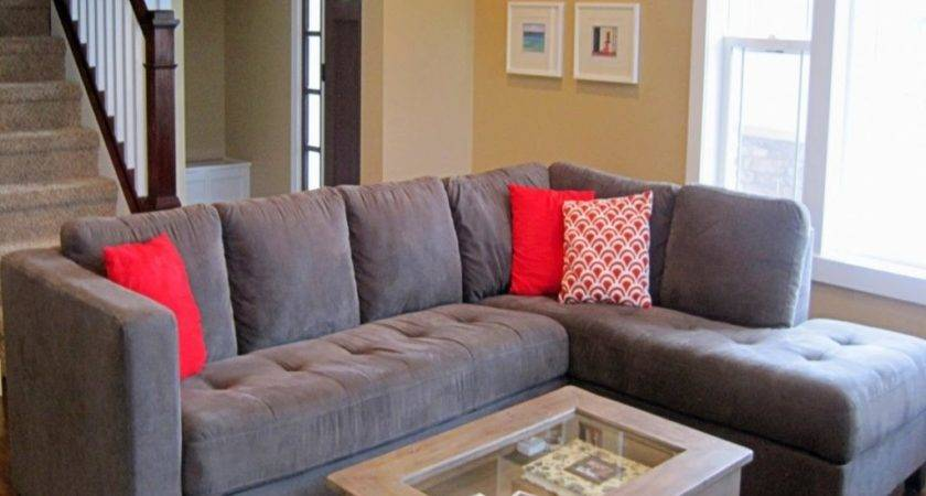 Charcoal Grey Sectional Sofa Chaise Best Ideas
