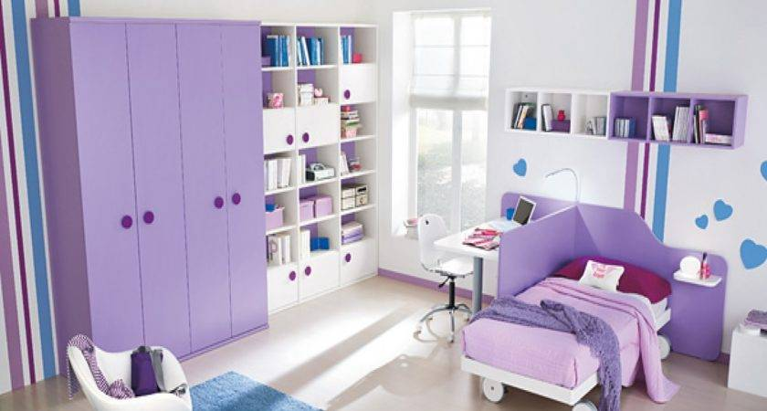 Charming White Grey Wood Glass Cool Design Pink Bedroom