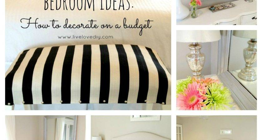Cheap Bedroom Decorating Ideas Photos Video