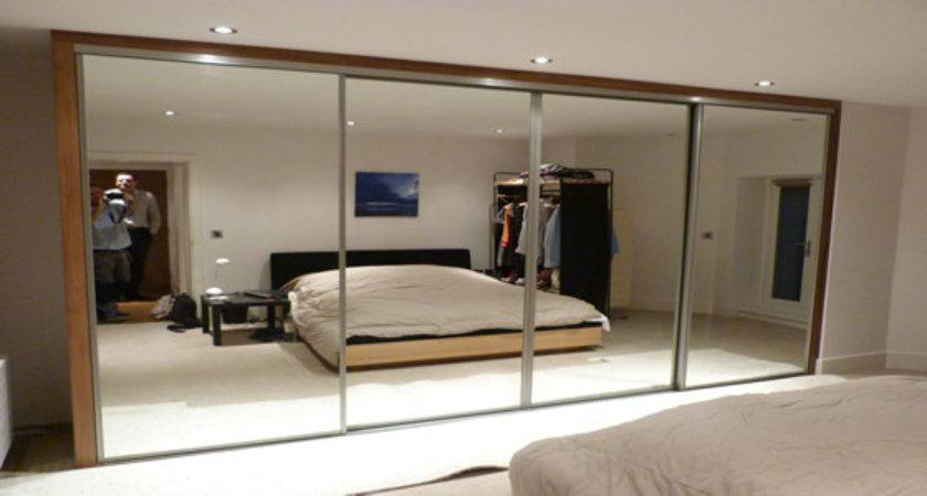 Cheap Bedroom Fitted Wardrobes Linea Cream