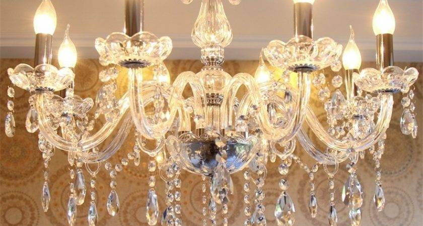 Cheap Crystal Chandelier Home Lighting Lustres Cristal