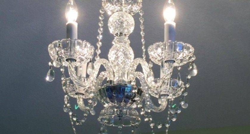 Cheap Entirely Authentic Crystal Chandelier