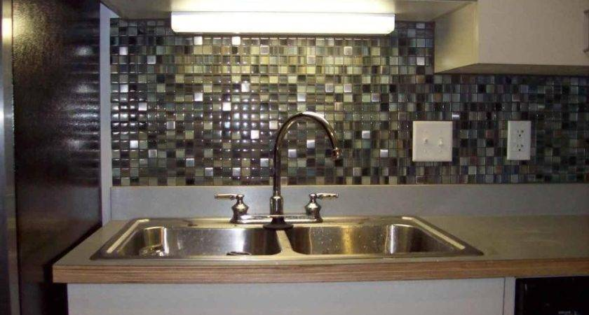 Cheap Kitchen Backsplash Ideas Fanabis