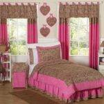 Cheetah Pink Animal Print Bedding Set Piece Queen