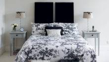 Chic Black White Bedrooms Decor Design Ideas