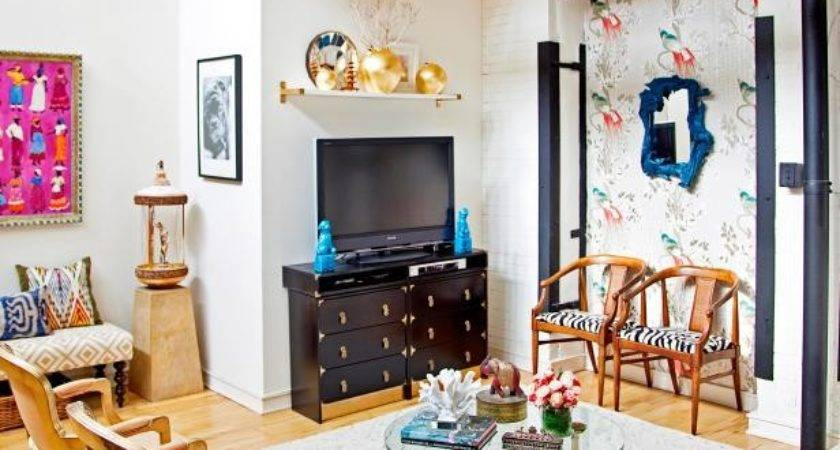 Chic Media Storage Ideas Hgtv