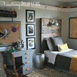 Chic Shoestring Decorating Bigger Boy Room Reveal