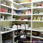 China Butler Pantry Storage