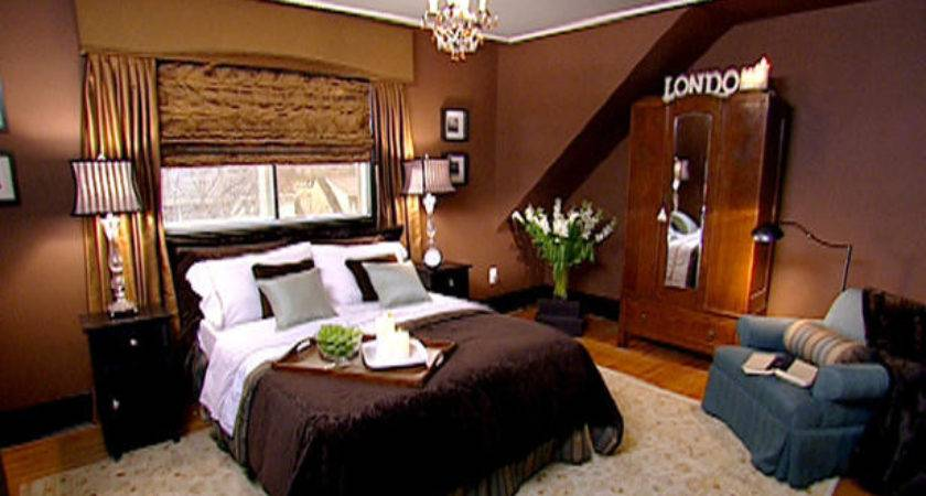 Chocolate Brown Bedroom Walls Modern Home Design Decor