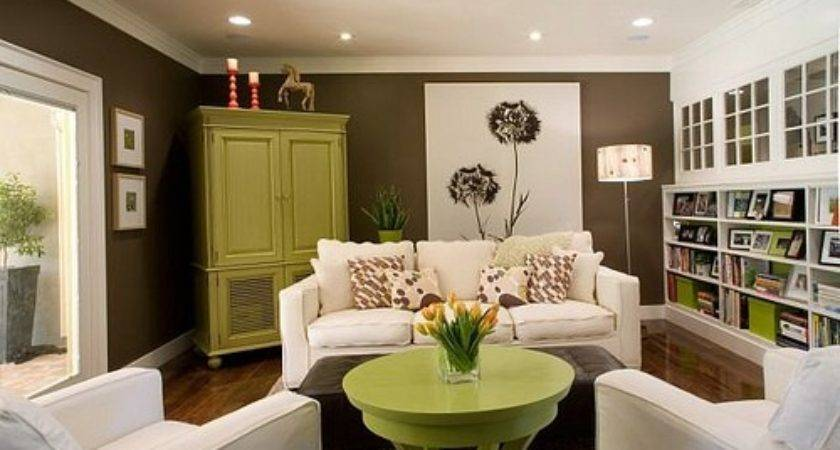 Chocolate Brown Great Colors Your Living Room