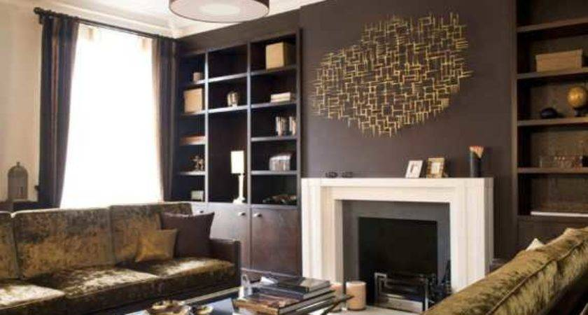Chocolate Brown Interior Colors Comfortable