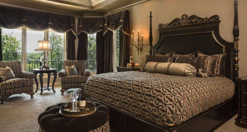 Chocolate Lover Dream Delicious Master Bedroom