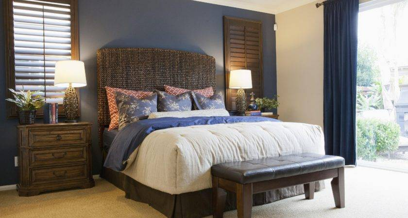 Choose Accent Wall Color Bedroom