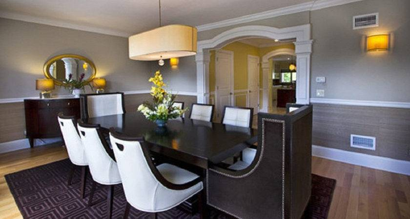 Choosing Beautiful Paints Colors Dining Rooms