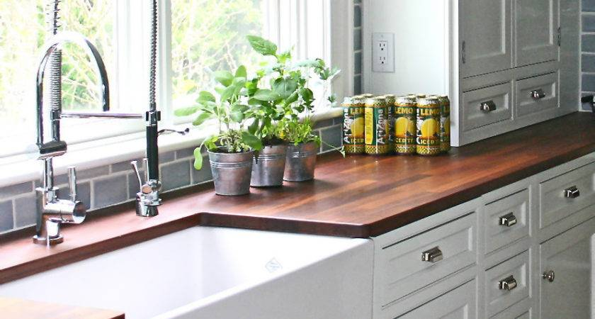 Choosing Replacement Countertop Before Hell Freezes Over