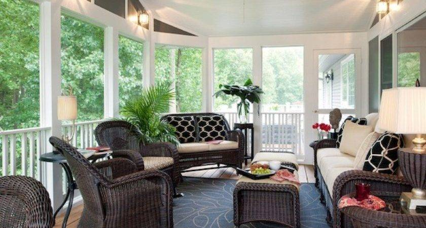Choosing Sunroom Furniture Match Your Design Style
