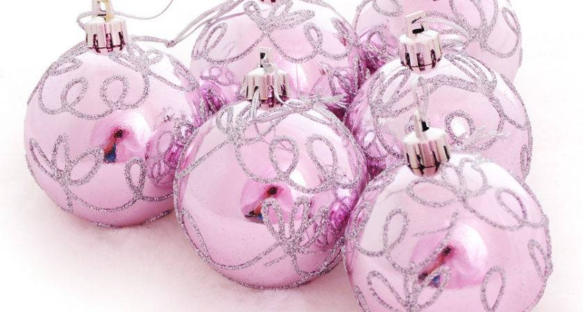 Christmas Balls Crafts Promotion Shopping