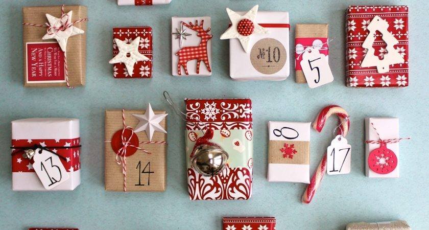 Christmas Countdown Crafts Creative Spaces