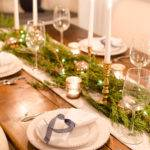 Christmas Dinner Table Decoration Ideas Your