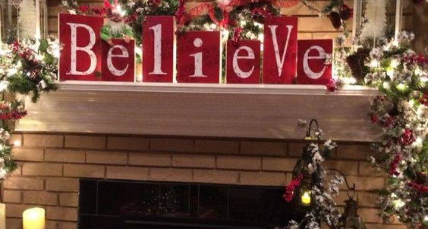 Christmas Fireplace Decorations Know Should