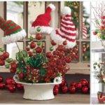 Christmas Table Centerpiece Ideas Interior Design
