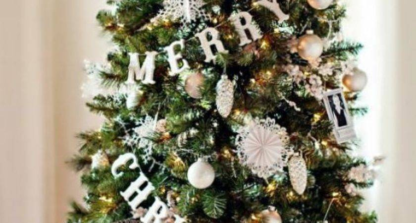 Christmas Tree Diy Ideas Art Design