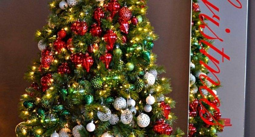 Christmas Tree Ideas Decorate