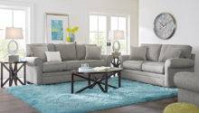 Cindy Crawford Home Bellingham Gray Living Room