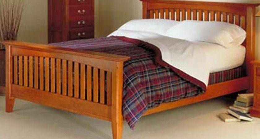 Classic Bed Plans Rockler Woodworking Hardware