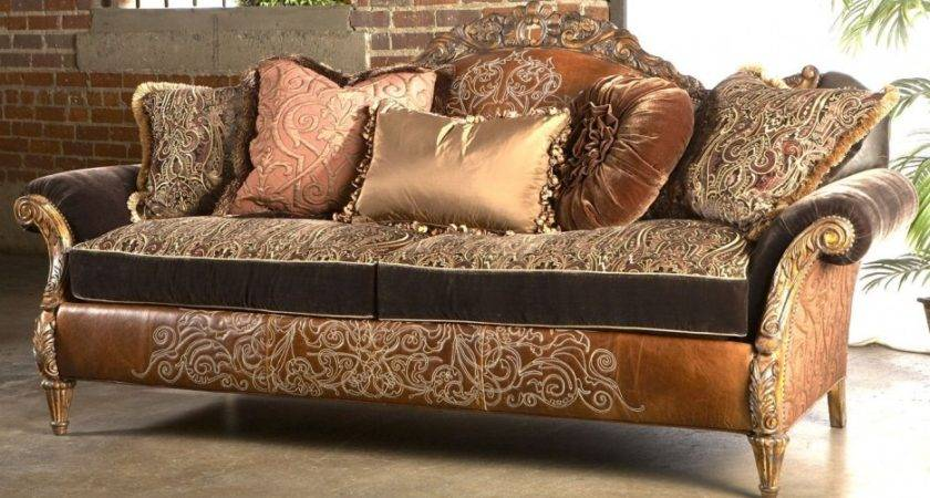 Classic Couch Design Luxury Sofas Beautiful