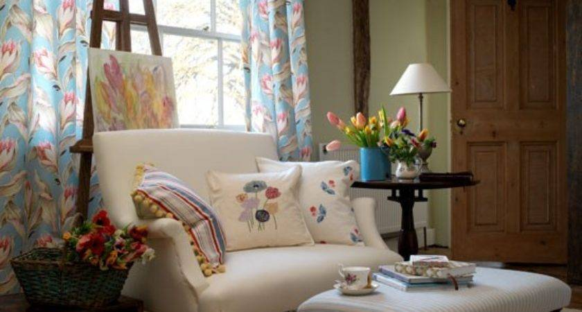 Classic Country Living Room Housetohome
