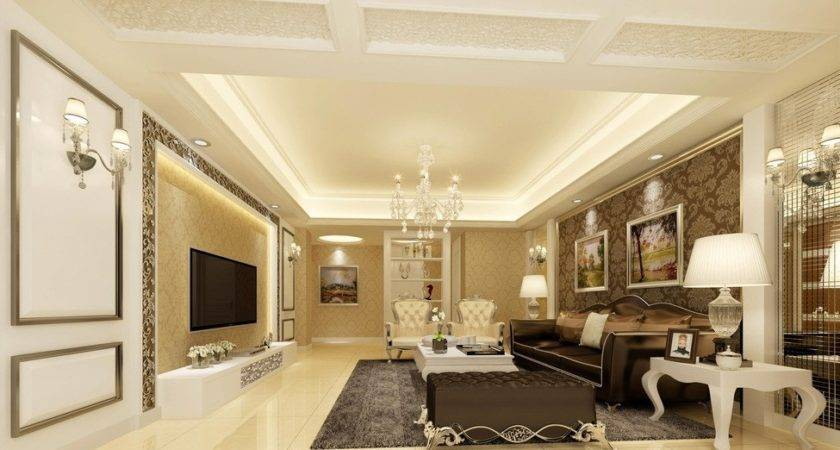 Classic Living Room Design House