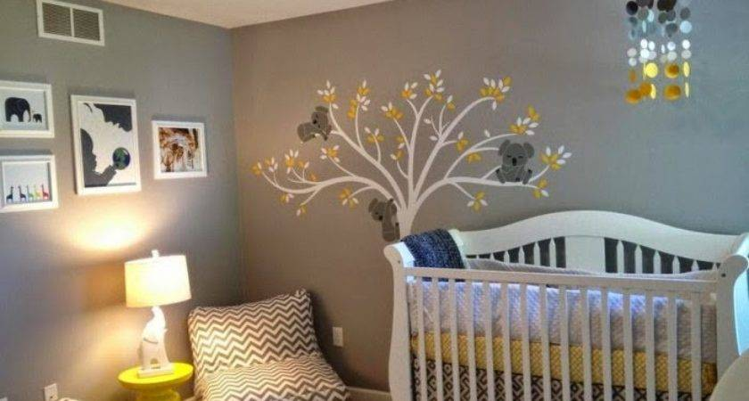 Claudia Persi Baby Boy Nursery Ideas