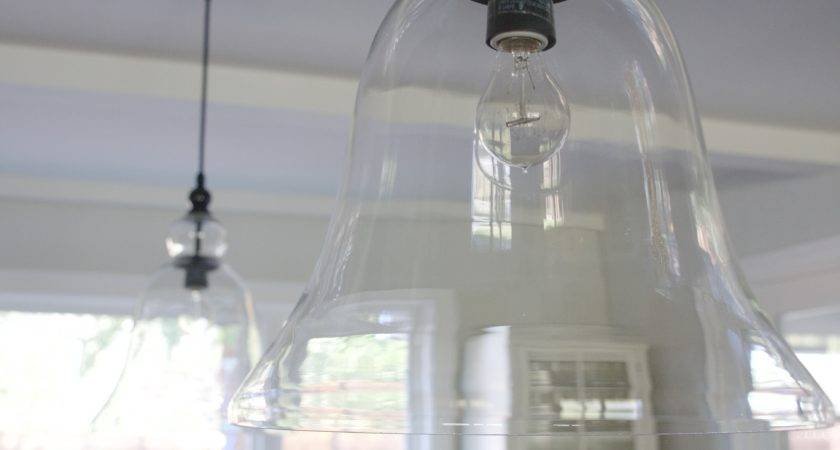 Clean Pottery Barn Rustic Pendant Lights Simply