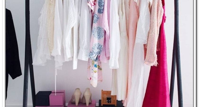 Clothes Storage Ideas Small Spaces Best