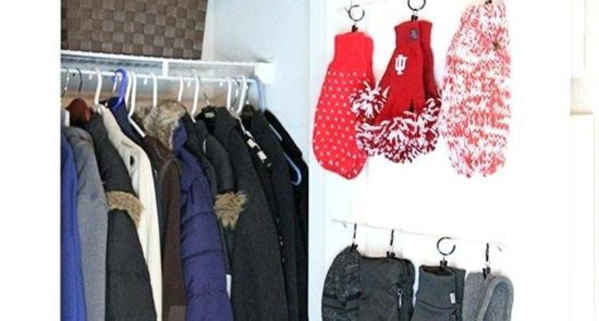 Clothes Storage Ideas Small Spaces