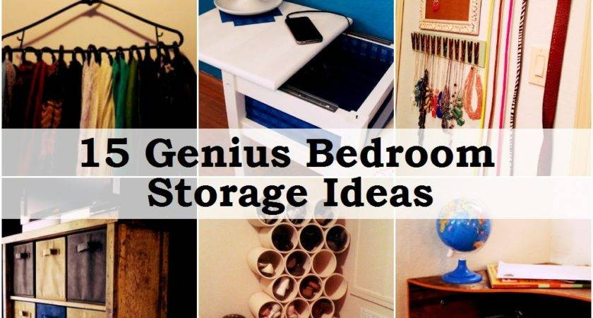 Clothing Storage Ideas Small Bedrooms Bedroom