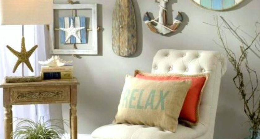 Coastal Beach Cottage Wall Decor Ideas Walls