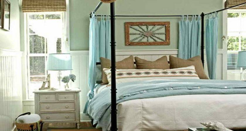 Coastal Living Decor Seaside Bedroom Decorating Ideas