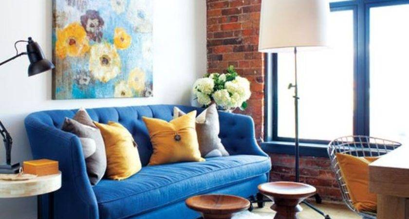 Cobalt Blue Why Home Decor Loves