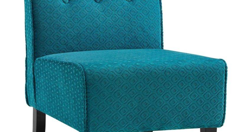Coco Teal Blue Accent Chair Everything Turquoise