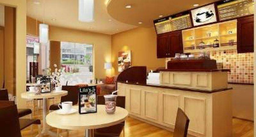 Coffee Shop Design Ideas Sports Retail