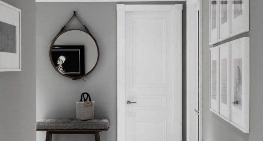 Coffee Tables Color Curtains Gray Walls