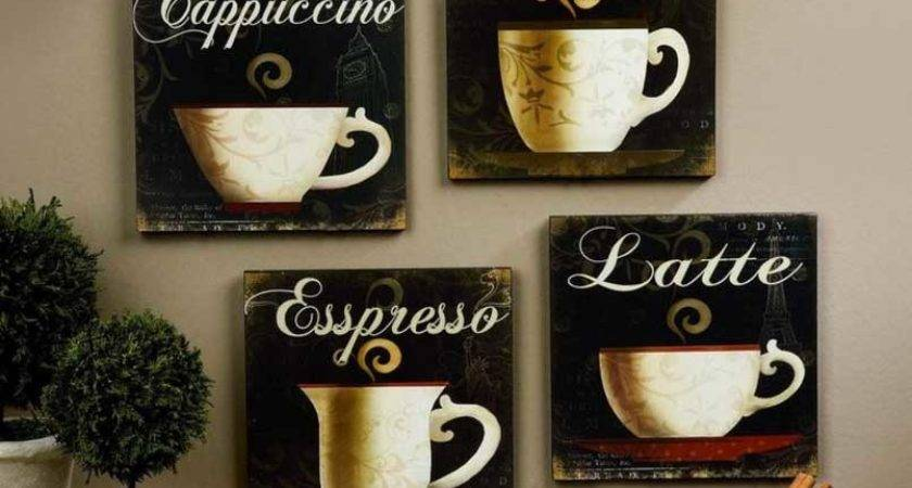 Coffee Themed Home Decor Kitchen